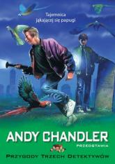 Tajemnica jąkającej się papugi Tom 2 - Andy Chandler   mała okładka
