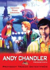 Przygody Trzech Detektywów Tom 5 Tajemnica Wyspy Szkieletów - Andy Chandler   mała okładka