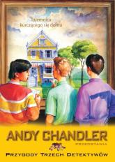 Tajemnica kurczącego się domu Tom 17 - Andy Chandler   mała okładka