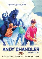 Tajemnica jęczącej jaskini Tom 9 - Andy Chandler   mała okładka
