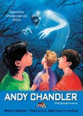 Tajemnica śmiejącego się cienia Tom 11 - Andy Chandler   mała okładka
