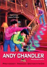 Tajemnica pana Pottera Tom 14 - Andy Chandler   mała okładka