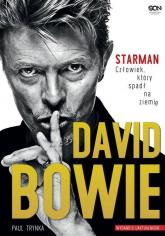 David Bowie STARMAN Człowiek który spadł na ziemię - Paul Trynka | mała okładka