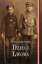 Dzieci Lwowa - Helena Zakrzewska | mała okładka