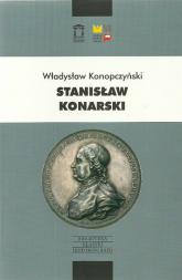 Stanisław Konarski - Władysław Konopczyński | mała okładka