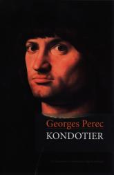 Kondotier - Georges Perec | mała okładka