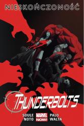 Thunderbolts - Nieskończoność Tom 3 - Charles Soule | mała okładka