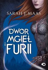 Dwór mgieł i furii - Maas Sarah J.   mała okładka