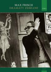 Dramaty zebrane Tom 1 - Max Frisch | mała okładka