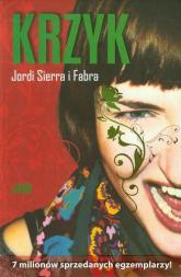 Krzyk - Fabra Jordi Sierra | mała okładka