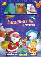 Święty Mikołaj i prezenty -  | mała okładka