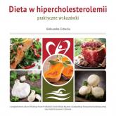 Dieta w hipercholesterolemii praktyczne wskazówki - Aleksandra Cichocka | mała okładka
