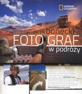 Fotograf w podróży - Jacek Bonecki   mała okładka