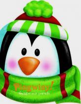 Pingwiny Świąteczna parada - zbiorowa praca | mała okładka