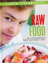Raw food - Janek Paszkowski | mała okładka