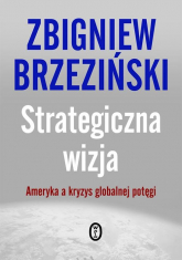 Strategiczna wizja - Zbigniew Brzeziński | mała okładka