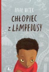 Chłopiec z Lampedusy - Rafał Witek | mała okładka