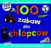 100 zabaw dla chłopców - Rennie Brown | mała okładka