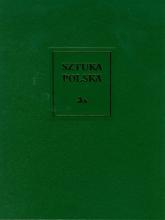 Sztuka polska Tom 2 Gotyk - Skibiński Szczęsny, Zalewska-Lorkiewicz Katarzyna | mała okładka