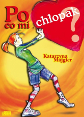 Po co mi chłopak - Katarzyna Majgier | mała okładka
