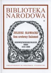 Sen srebrny Salomei - Juliusz Słowacki | mała okładka