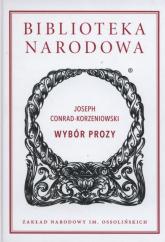 Wybór prozy - Joseph Conrad-Korzeniowski | mała okładka