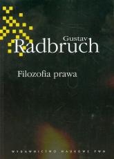 Filozofia prawa - Gustav Radbruch | mała okładka