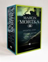 Trylogia nordycka Ostatnia saga / Świt po bitwie / Wojna runów Tom 1-3 Pakiet - Marcin Mortka | mała okładka