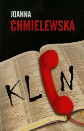 Klin - Joanna Chmielewska | mała okładka