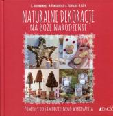 Naturalne dekoracje na Boże Narodzenie Pomysły do samodzielnego wykonania -  | mała okładka
