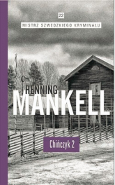 Chińczyk Część 2 - Henning Mankell | mała okładka