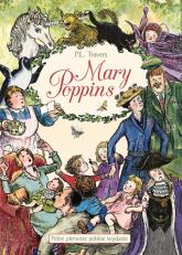 Mary Poppins Kolekcja Opowieści zebrane - Travers Pamela L.   mała okładka