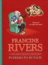 Pudełko po butach Opowieść nie tylko dla dzieci - Francine Rivers   mała okładka