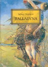 Balladyna - Juliusz Słowacki | mała okładka