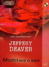 Modlitwa o sen - Jeffery Deaver | mała okładka