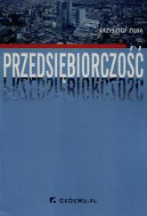 Przedsiębiorczość - Krzysztof Zięba | mała okładka