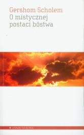O mistycznej postaci bóstwa - Gershom Scholem   mała okładka