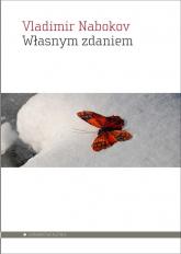 Własnym zdaniem - Vladimir Nabokov | mała okładka