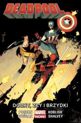 Deadpool: Dobry, zły i brzydki Tom 3 - Posehn Brian, Duggan Gerry | mała okładka