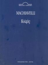 Książę - Niccolo Machiavelli | mała okładka