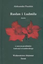Rusłan i Ludmiła - Aleksander Puszkin | mała okładka