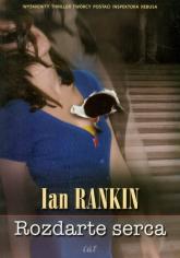 Rozdarte serca - Ian Rankin   mała okładka