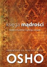 Księga mądrości Siedem Punktów Treningu Umysłu. Komentarze do traktatu Atishy - Osho | mała okładka