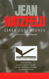 Linia zanurzenia - Jean Hatzfeld | mała okładka
