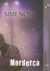 Morderca - Georges Simenon | mała okładka