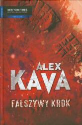 Fałszywy krok - Alex Kava | mała okładka