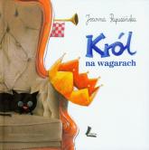 Król na wagarach - Joanna Papuzińska | mała okładka