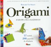 Origami Zabawa dla każdego - Margaret Sicklen | mała okładka