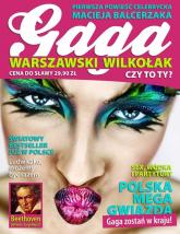 Gaga Warszawski Wilkołak - Maciej Balcerzak | mała okładka