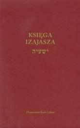 Księga Izajasza - Izaak Cylkow | mała okładka